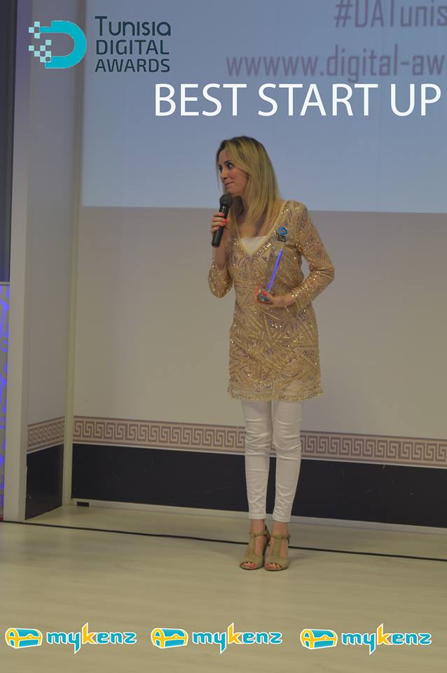 BEST BLOGGER : MAYSSA FERCHICHI